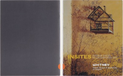"Helen Burnham, ""Uncanny Insites,"" Insites: Interior Spaces in Contemporary Art"