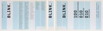 Blink: 100 Photographers, 10 Curators, 10 Writers