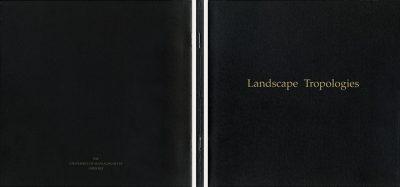 Trevor Richardson, ed., Landscape Topographies