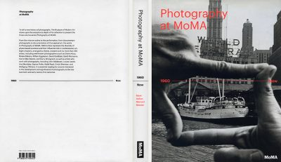 Edited by Quentin Bajac, Lucy Gallun, Roxana Marcoci, and Sarah Hermanson Melster; essay by David Campany & Noam Ellcott